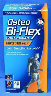 Osteo Bi-Flex Triple Strength Caplets - 80 Count