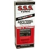 S.S.S. Tonic Liquid 20 oz  2 pack