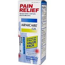 Arnicare Pain Relieving Gel Plus Free Blue Tube - 1 ea By Boiron Value Pack