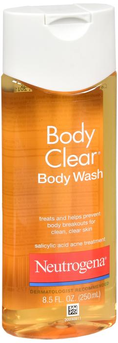 Free Shipping Neutrogena Body Clear Wash Original 8 5 Oz Case Of 24