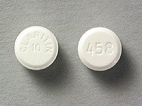 CLARITIN 24HR TABLET 5CT By Bayer Corp/Cons Health Claritin 10 Mg Tab 5 By Bayer Corp/Cons Health Item No.:4680640 Ndc No.: 11523716001 Upc No.: 0-41100-08022-6 041100-080226  041100080226 Item Descri