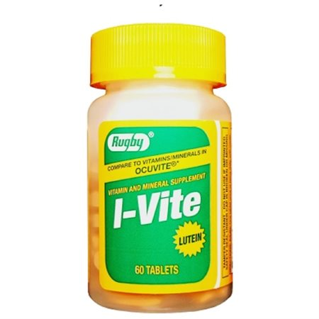 I-Vite Tablet 60Ct Rugby