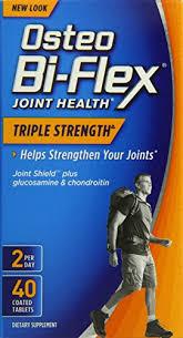 Osteo Bi-Flex Joint Health Triple Strength 40 Coated Tablets
