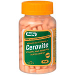 Cerovite Advanced Formula - 130 Tabs by Rugby Major Pharma Gen Centrum Advanced