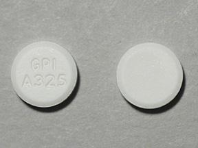 Acetaminophen 325mg Tablet Generic Tylenol 100 By Reliable1 Pharma