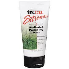 Tecnu Extreme Poison Ivy Scrub 4 oz By Tec Laboratories