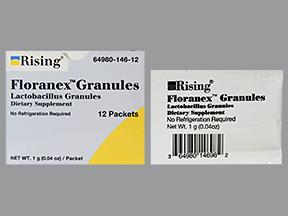 Floranex 1gm Granule 12Ct