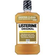 Listerine Antiseptic Mouthwash, Original 1.5Ltr