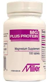 Mg Plus Protein Magnesium Tab 100 Tablets  (Exp 05/2019)