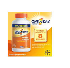 One-A-Day Women's Multivitamin 300 Tablets