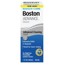 Boston Advance Lens Cleaner - 1 fl oz bottle By Bausch & Lomb