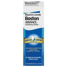 Boston Advance Conditioning Solution - 3.5 fl oz bottle by Bausch & Lomb