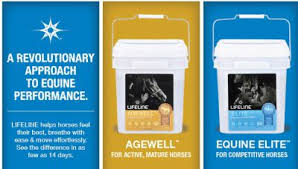 '.Lifeline Equine Agewell 30-Day 15LB by A.'