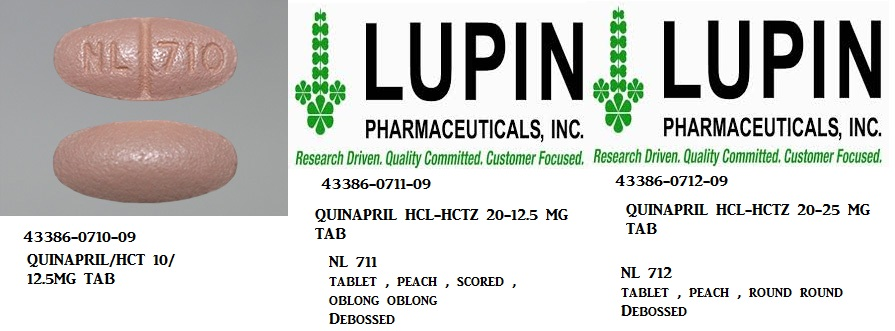 RX ITEM-Quinapril-Hct 20 12.5Mg Tab 90 By Camber Pharma