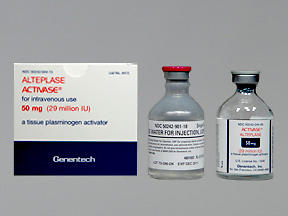 Rx Item-Activase 50mg Vial By Genentech