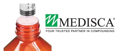 RX ITEM-Press-in Bottle Aapters (24 mm) by Medisca 100