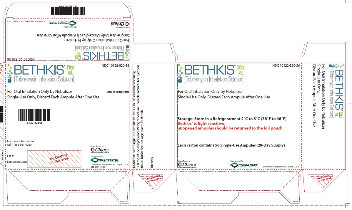 RX ITEM-Bethkis 300mg 4ml Amp 7X4 by Chiesi USA