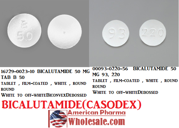 RX ITEM-Bicalutamide 50mg Tab 100 by Accord Healthcare
