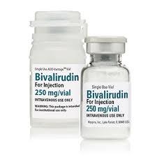 RX ITEM-Bivalirudin 250mg Sdv 10 by Sandoz Pharma