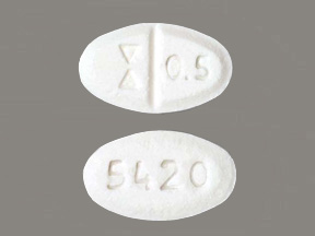 Rx Item-Cabergoline 0.5mg Tab 8 By Teva Pharma