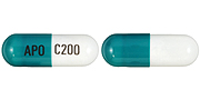 Carbamazepine 200mg ER Cap 120 by Apotex Corp GEN CARBATROL ER
