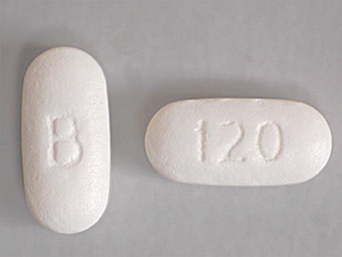 Rx Item-Cardizem LA 120mg Tab 30 By Valeant Pharma