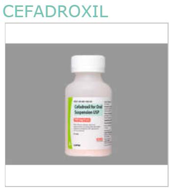 Rx Item-Cefadroxil 500Mg/5ml Suspension 100ml By Lupin Pharma