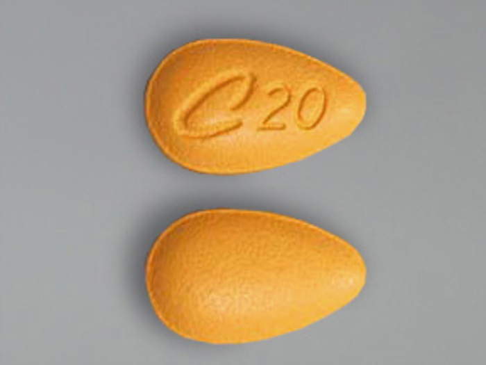 Rx Item-Cialis 20mg Tab 30 By Lilly Eli & Co