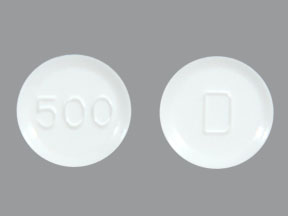 RX ITEM-Daliresp 500Mcg Tab 20 Unit Dose Package 2X10 By Astra Zeneca Pharma