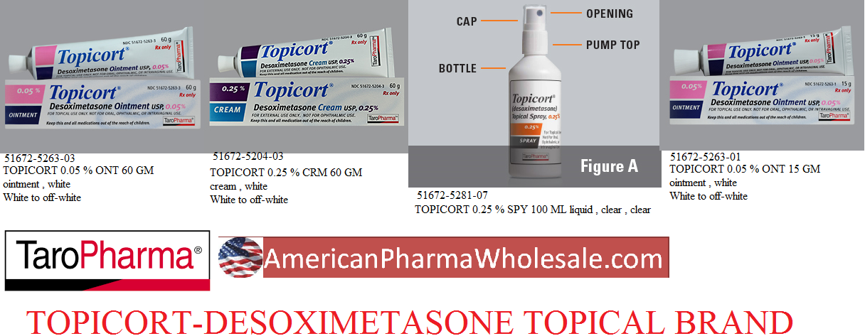 RX ITEM-Topicort 0.05% Ont 15Gm By Taro Pharma
