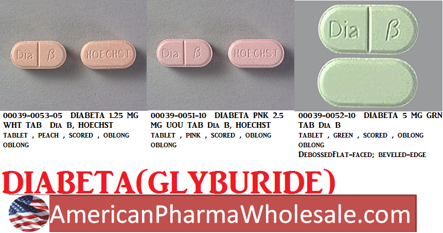 '.Glyburide D 1.25Mg Tab 50 By Teva Pharma.'