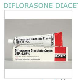 Diflorasone Diacetate 0.05% Cream 60gm by Taro Pharma