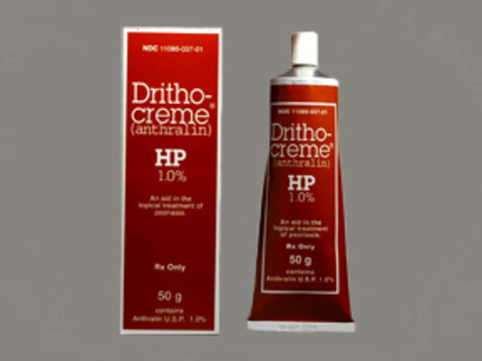 Rx Item-Drithocreme 1% Cream 50gm By Marnel Pharma