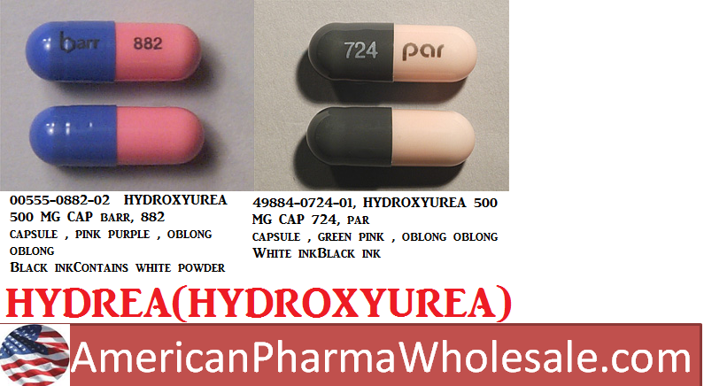 Hydroxyurea 100% Pwd 100gm by Medisca