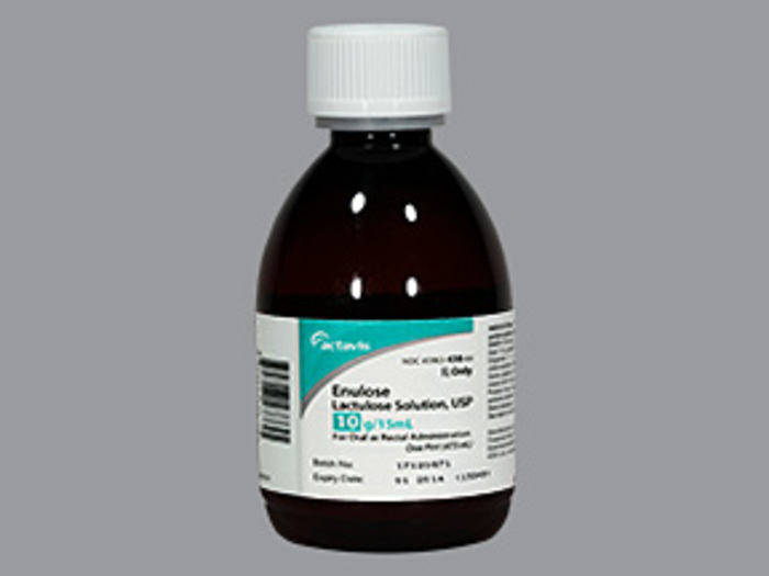 Rx Item-Enulose 10G/15 ml Solution 16 oz By Actavis Pharma(Teva)