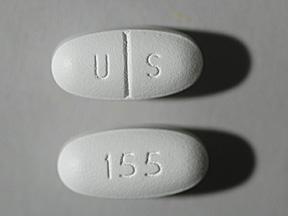 RX ITEM-Folgard Os 500 1.1Mg Tab 60 By Upsher Smith Pharma