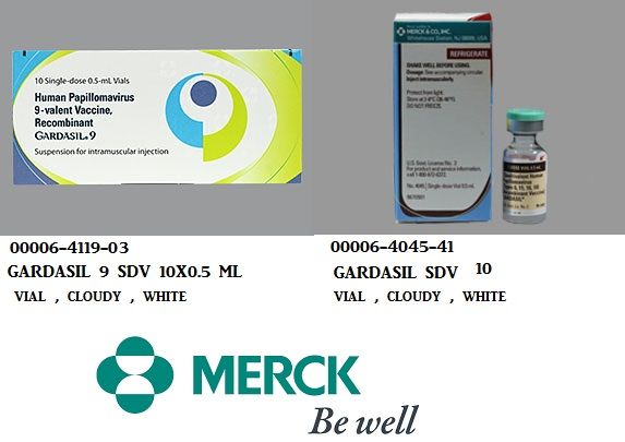 RX ITEM-Gardasil 9 0.5 Ml Syringe 10X0.5Ml By Merck