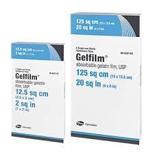 RX ITEM-Gelfilm Film By Pfizer Pharma