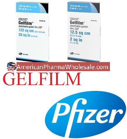 RX ITEM-Gelfilm Ophth 25X50Mm Flm 6 By Pfizer Pharma