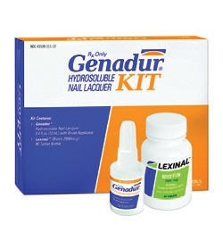 RX ITEM-Genadur 2500Mcg Kit 12Ml By Medimetriks Pharma