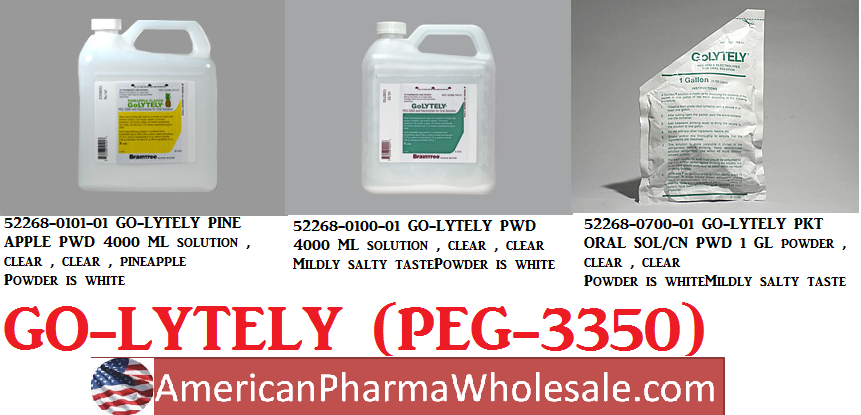 '.Peg-3350 236 22.74G Solution 4000Ml By A.'