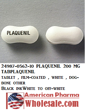 RX ITEM-Plaquenil 200Mg Tab 100 By Concordia Pharma