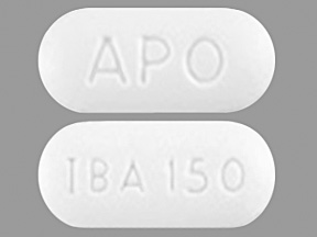 Ibandronate 150mg Tab 3 by Apotex Corp