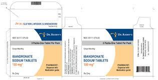 RX ITEM-Ibandronate 150Mg Tab 3 By Dr. Reddys Lab