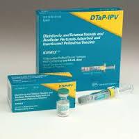 RX ITEM-Kinrix (Dtap+Polio) .5Ml Syrup By Glaxosmithkline Vaccines