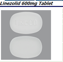 RX ITEM-Linezolid 600Mg Tab 20 By Ascend Lab Generic Zyvox