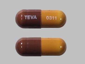 BRAND: LOPERAMIDE NDC: 00093-0311-05,93031105 UPC: 3-00930-31105-5,300930311055 Teva Pharmaceuticals USA