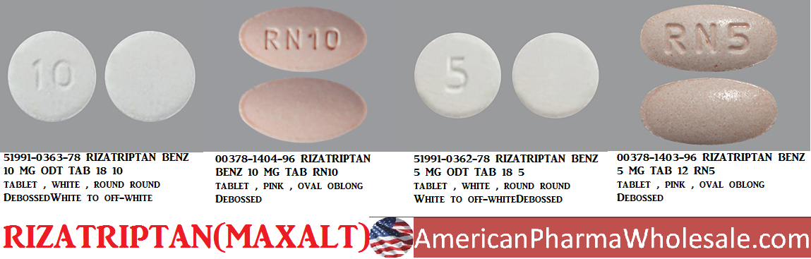 '.Maxalt-Mlt 10Mg Tab 18 By Merck .'