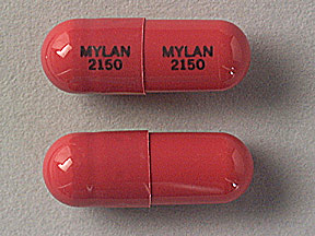 RX ITEM-Meclofenamate 50Mg Cap 100 By Mylan Pharma