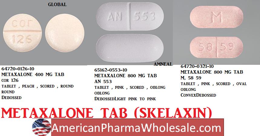 '.Skelaxin 800Mg Tab 100 By Pfizer Pharma.'